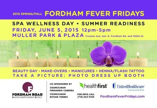 fordham fever fridays