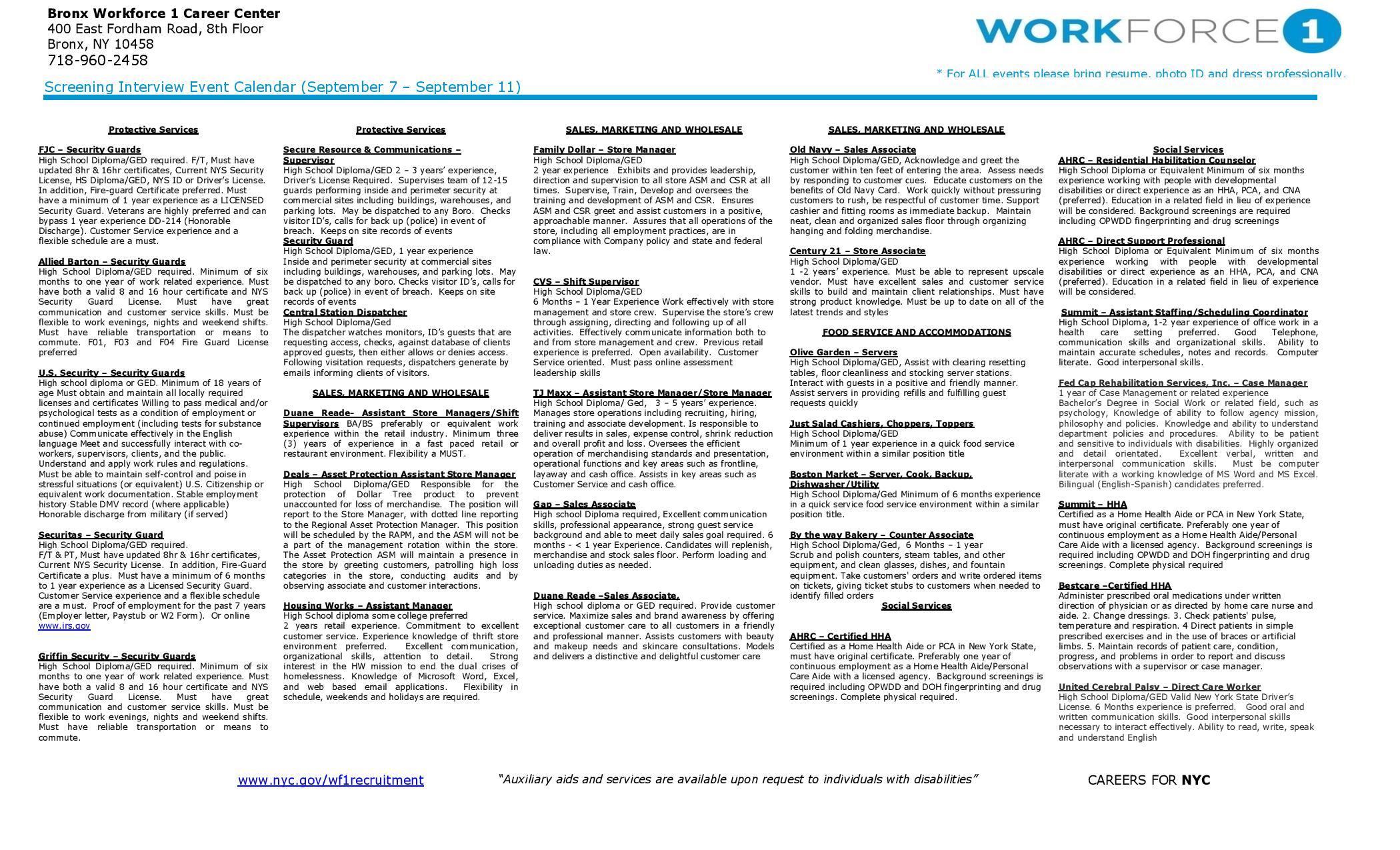 work | New York City Council Member Fernando Cabrera | Page 4