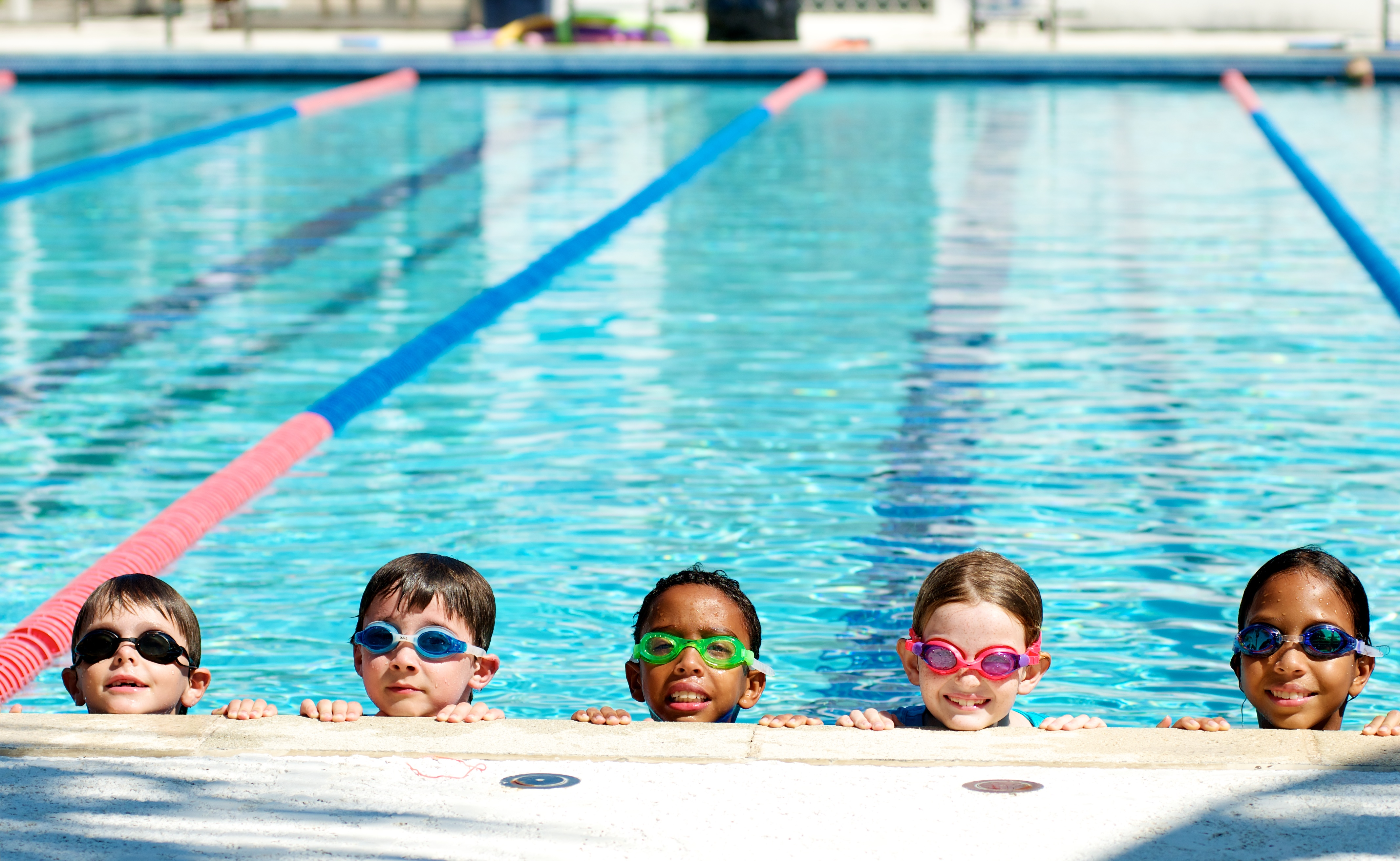 Registration now open for spring session of free swim - Opening a swimming pool after winter ...